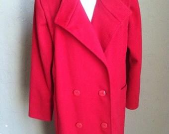 Jackets, Vintage coats, wool coat, 60's BY jill jr.