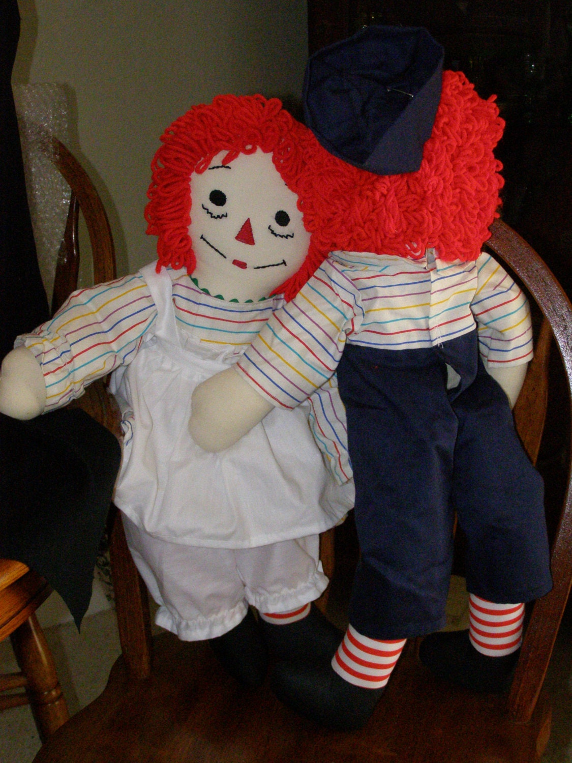 Vintage Raggedy Ann And Andy Dolls - Teen Porn Tubes-2478