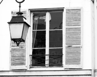 Paris bedroom decor Paris print photography decor wall Paris France fine art photography black and white photography 4x6 5x7 6x8 8x10 10x15