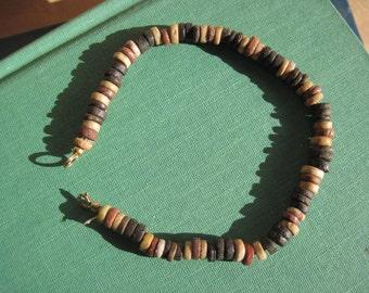 Ancient Mummy Beads Bracelet