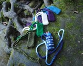 Crochet lighter leash