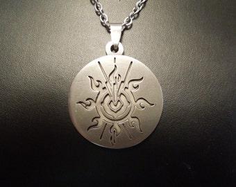 Acheron's Symbol Pendant