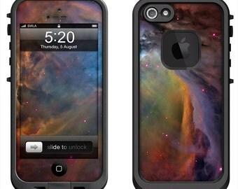 Lifeproof iPhone 6 Fre, LifeProof iPhone 5 5S 5C Fre Nuud, Lifeproof iPhone 4 4S Fre Case Decal Skin Cover - Nebula