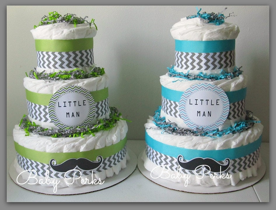 little man diaper cake mustache baby shower mustache party, Baby shower invitation