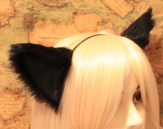Product - Adult Womens Kitty Black Cat Ears Headband Tail Kit Set Costume Accessory. Product Image. Price $ Product Title. Adult Womens Kitty Black Cat Ears Headband Tail Kit Set Costume Accessory. Items sold by lindsayclewisirah.gq that are marked eligible on the product and checkout page with the logo ;.