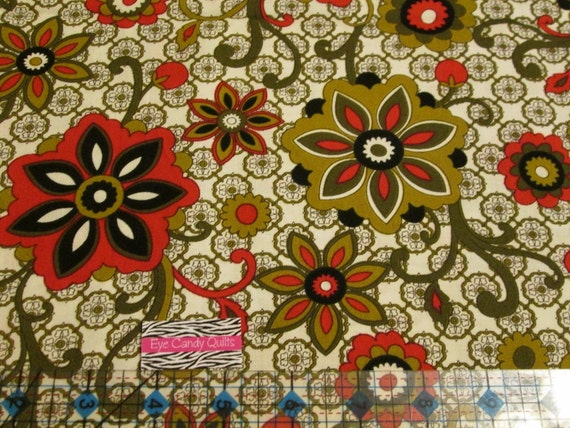 Asian Inspired Fabric 98