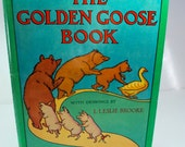 VintageThe Golden Goose Picture Book 1905 EXCELLENT CONDITION RARE