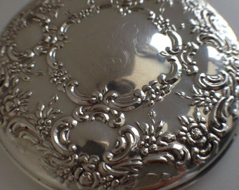 Vintage TOWLE Sterling Silver Mirror
