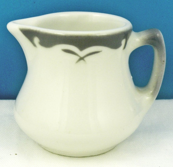 Jackson China Pitcher at Odd Geology on Etsy