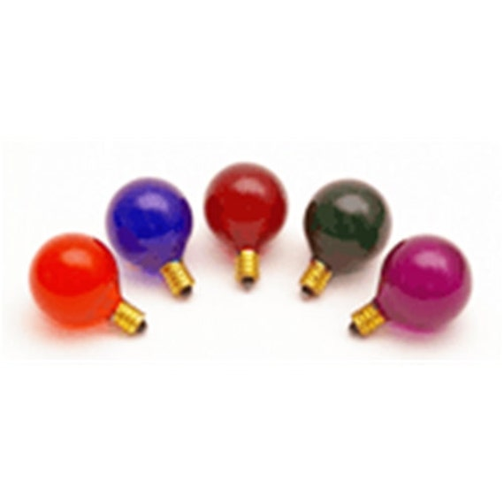 5 Watt Color Replacement Bulbs Light Up Art Marquee