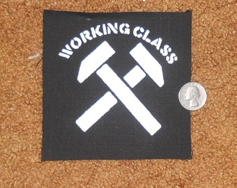 Working Class - Punk Patch
