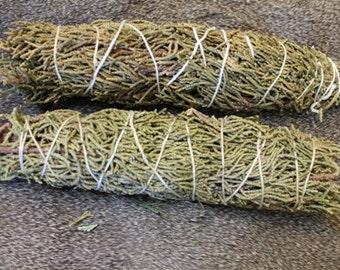 Large Juniper Smudge Bundle ( 1 )
