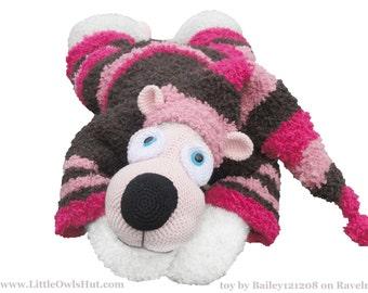 012 Teddy Bear and Pyjama - Amigurumi Crochet Pattern - PDF file by Astashova Etsy