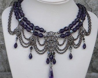 Divine Decadence....Dark Purple Princessities