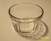 Kerr Clear Glass Bowl