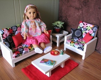 18 Inch Doll High Chair Plans