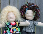 """16"""" Waldorf Inspired Doll Pattern-Instant Download-PDF16"""