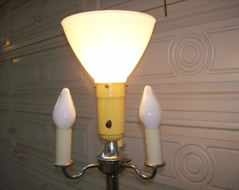 Art Deco Floor Lamp 7 way