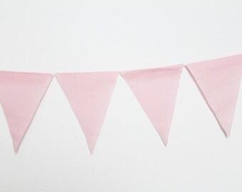 Pink mini garland