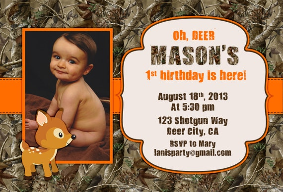 1St Birthday Invitations For Boy with adorable invitation design