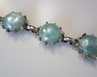 Mint Green Starburst Bracelet