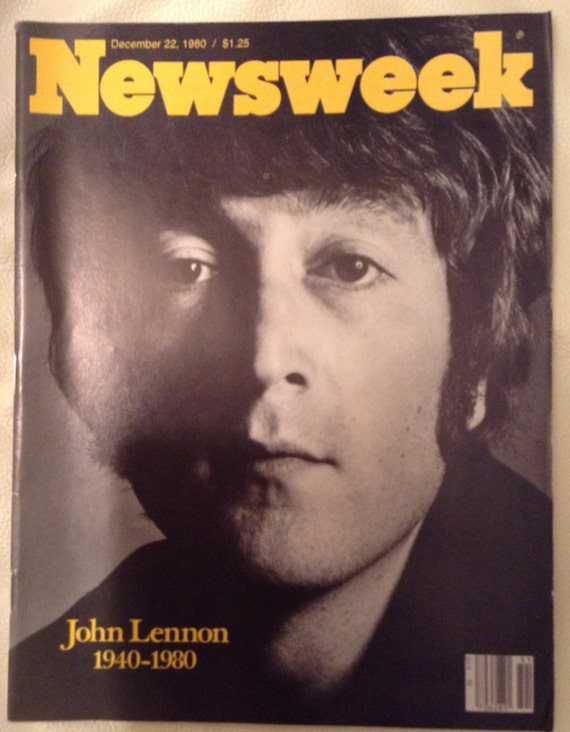 Cover of Newsweek 1980