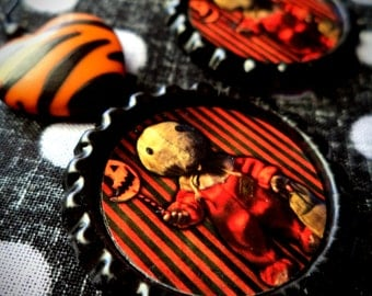 Trick R Treat earrings