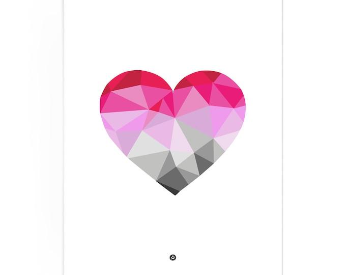 Poster Heart