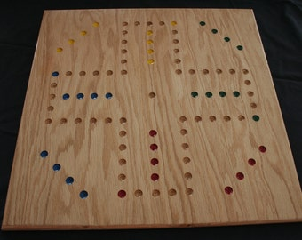 Aggravation Game Board, 4Player, Plywood - special order