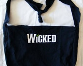 Wicked Recycled T-Shirt Tote