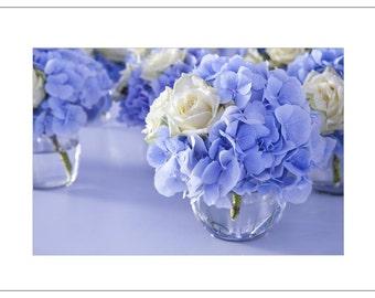 Periwinkle Blue - Wedding Congratulations
