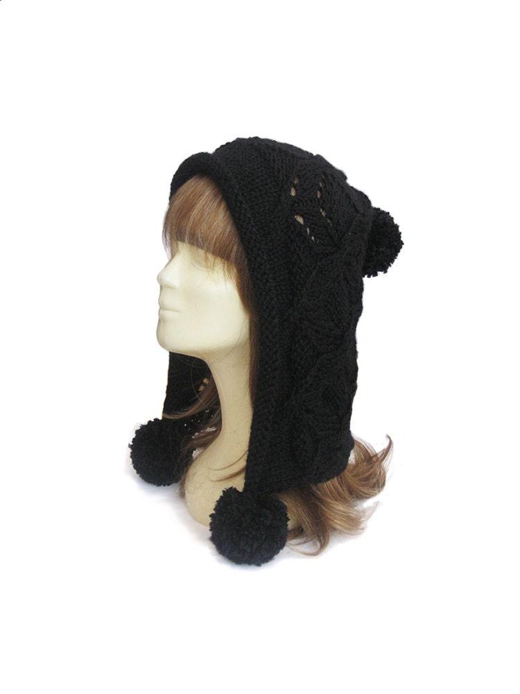 HatMocha hoodie hathand knit hatwomen hatfashion
