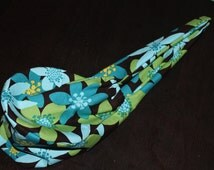 Scrub Hat with Ties Sewing Pattern - Digital Download