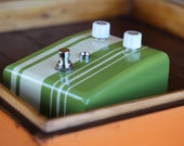 The '6 Pounder OD' Overdrive/ Vintage / Classic Guitar /Instrument Effects FX Pedal Stomp Box(1990's) - Hand Built Replica