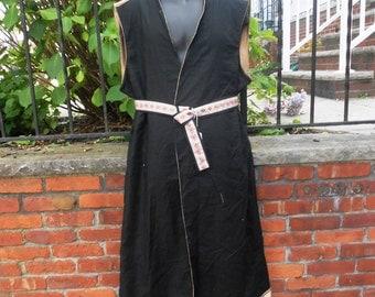 LONG Adult Reversible Vest /  Surcoat Viking Medieval SCA