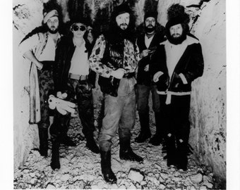 Jethro Tull Publicity Photo   8 By 10 Inches