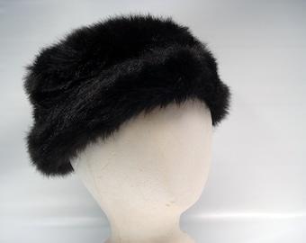 Fabulous men's winter hat - faux fur