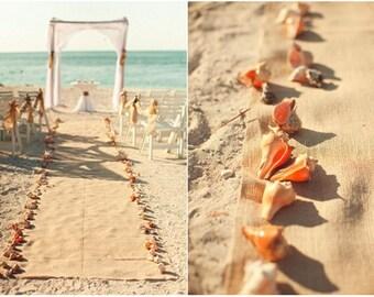 Wedding Aisle Runner, 25 feet long