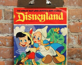 Vintage Disneyland Magazine No. 153