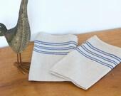Linen Tea Towel / Hand Towel / Dish Cloth or a Guest Towel