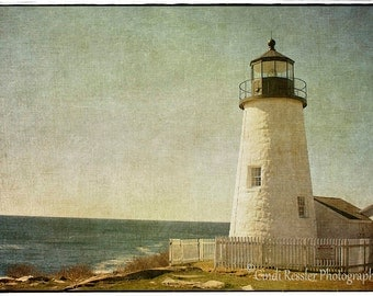 Pemaquid Lighthouse 2, Fine Art Photography, Landscape Photography, Maine Photography