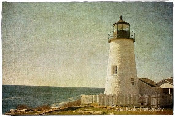 Pemaquid Lighthouse 2, Fine Art Photography, Landscape Photography, Maine Photography