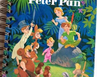 Just the Covers // Peter Pan Little Golden Book Notebook