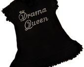 Princess drama queen  dress