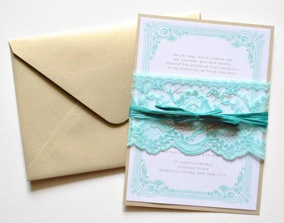 Wedding Invitations Tiffany Blue: Tiffany Blue Wedding Invitations Tiffany Blue By