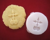 KINGDOM Hearts inspired COOKIE STAMP recipe and instructions - make your very own inspired cookies