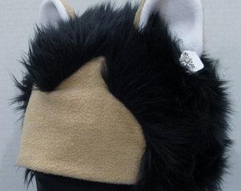 Furry Mane LION - MULTIPLE COLORS