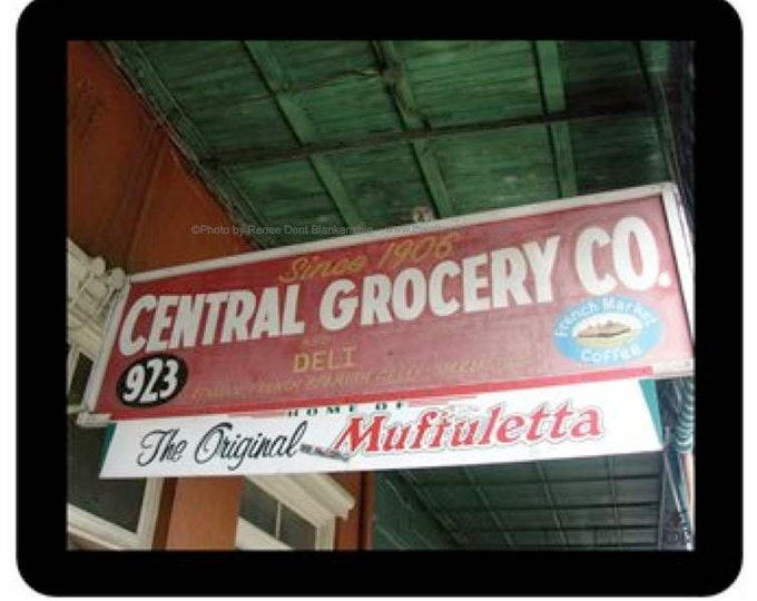 Central Grocery MousePad - New Orleans