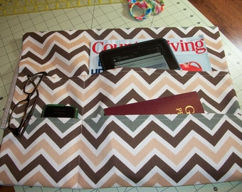 GENTILLY GIRL COLLECTION--Chevron Chic