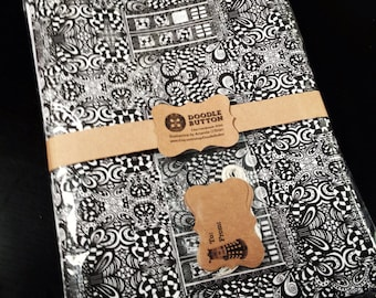 2 Doctor Who Inspired Wrapping Paper & Gift Tags